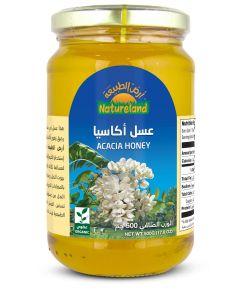 Natureland Acacia Honey 500g