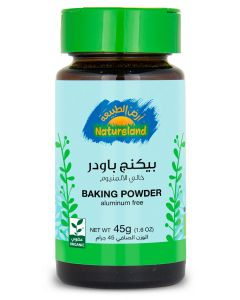 Natureland Baking Powder 45g
