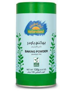 Natureland Baking Powder 130g