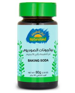 Natureland Baking Soda 80g