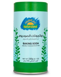 Natureland Baking Soda 230g