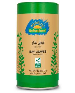 Natureland Bay Leaves - Whole Leaves 6g