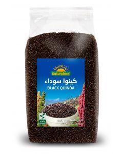 Natureland Black Quinoa 1Kg