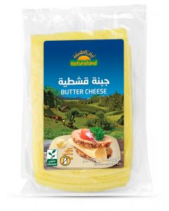 Natureland Butter Cheese 150g