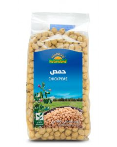 Natureland Chickpeas 500g