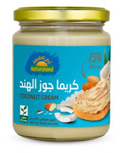 Natureland Coconut Cream 250g