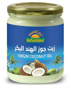 Natureland Virgin Coconut Oil 500ml