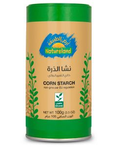 Natureland Corn Starch 100g