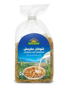 Natureland Crunchy Oat Granola 375g