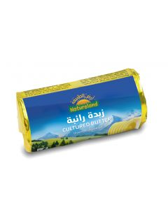 Natureland Cultured Butter 227g