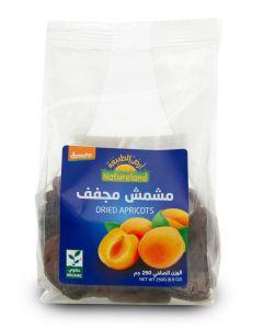 Natureland Dried Apricots 250g