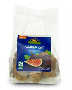 Natureland Dried Figs 250g