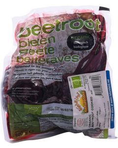 Beetroot, cooked, 500g