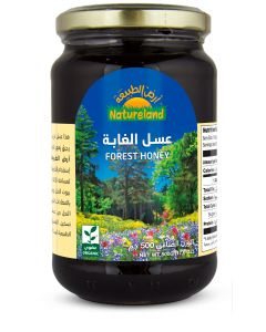 Natureland Forest Honey 500g