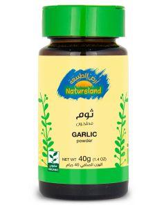 Natureland Garlic Powder 40g