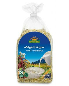 Natureland Gf Fruity Porridge 375g