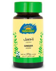 Natureland Ginger Powder 27g