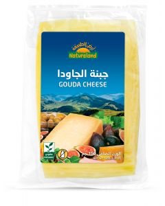 Natureland Gouda Cheese 150g