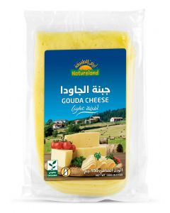 Natureland Light Gouda Cheese 150g