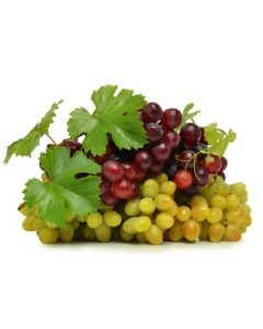 Grapes, seedless