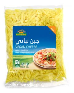 Natureland Grated Vegan Cheese 200g