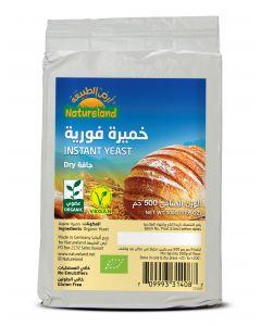 Natureland Instant Yeast 500g
