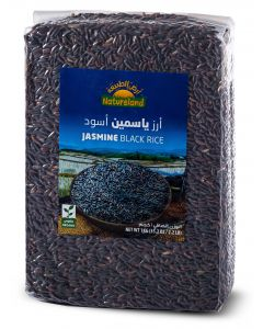 Natureland Black Jasmine Rice 1Kg