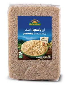 Natureland Jasmine Brown Rice Sprouted 1Kg