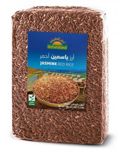 Natureland Jasmine Red Rice 1Kg