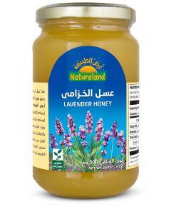 Natureland Lavender Honey 500g