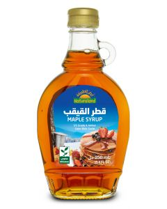 Natureland Maple Syrup 250ml