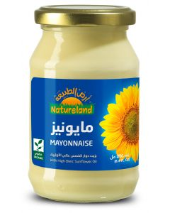 Natureland Mayonnaise Ho S/F Oil 250ml