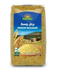Natureland Medium Bulghur 500g