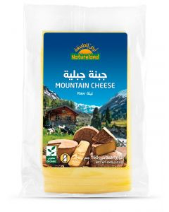 Natureland Mountain Cheese 150g