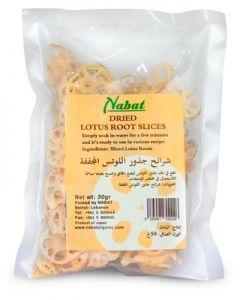 Nabat - Dried Lotus Root Slices