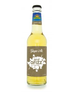 Natureland O.Fizz Ginger Ale 330ml