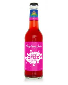 Natureland O.Fizz Raspberry Soda 330ml