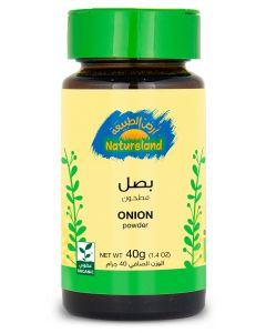 Natureland Onion Powder 40g