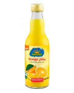 Natureland Orange Juice 200ml