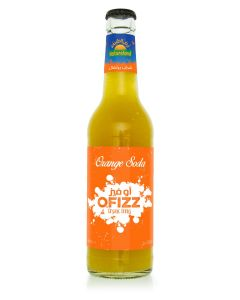 Natureland O.Fizz Orange Soda 330ml