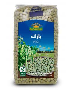 Natureland Peas 500g