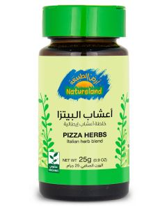 Natureland Pizza Herbs 25g