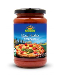 Natureland Pizza Sauce 340g