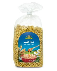 Natureland Puffed Wheat 500g
