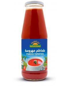 Natureland Pureed Tomatoes 690g