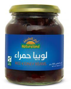 Natureland Red Kidney Beans 360g