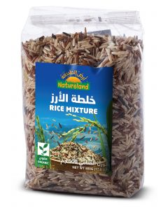 Natureland Rice Mixture 500g