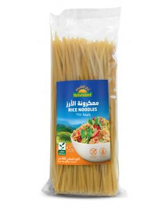 Natureland Rice Noodles - Thin 500g