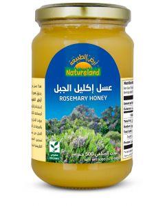 Natureland Rosemary Honey 500g