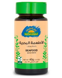 Natureland Seafood - Spice Blend 40g